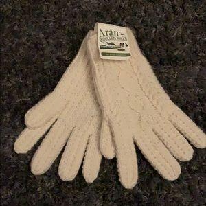 Aran Woollen Gloves